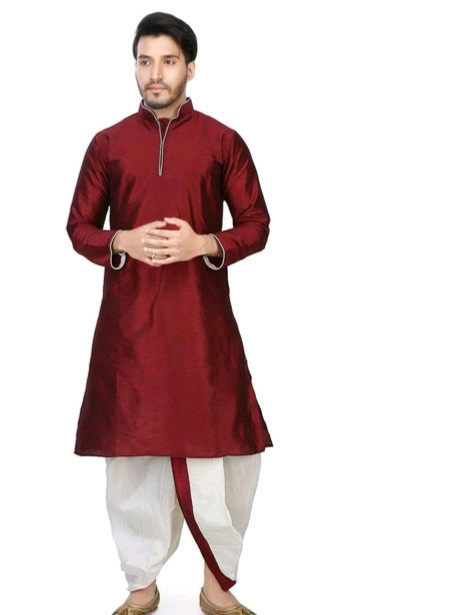 Indian Popular Dress Kurta Pyjama