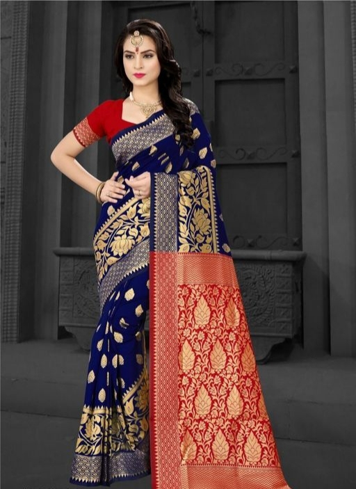 Indian Hand loom Saree